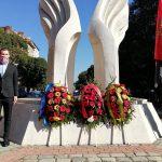 127 г. ВМРО – Честване на Паметника на загиналите революционери от Македония, Беломорска Тракия и Одринско