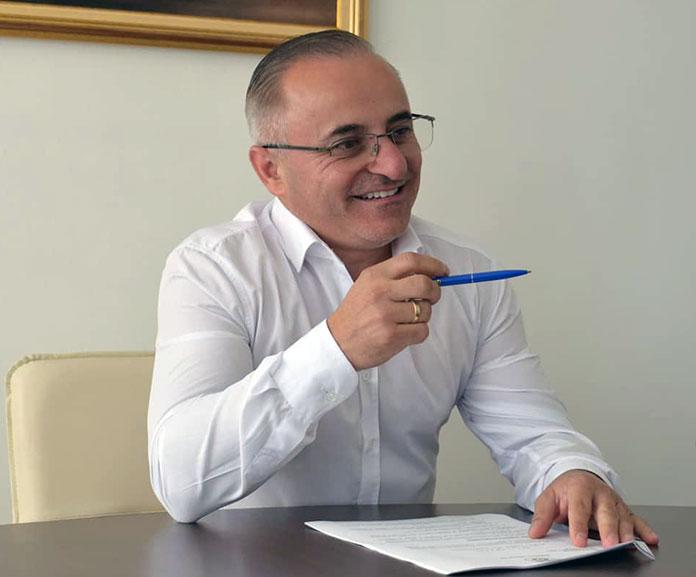 Кметът на Сандански Атанас Стоянов