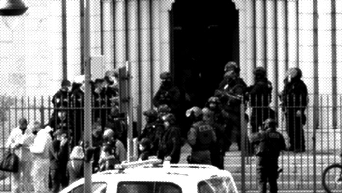 Ново нападение в Ница