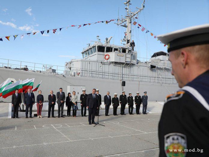 нова техника за Военноморските сили