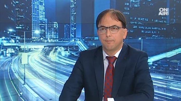 Борис Вангело в ТВ Bulgaria on air