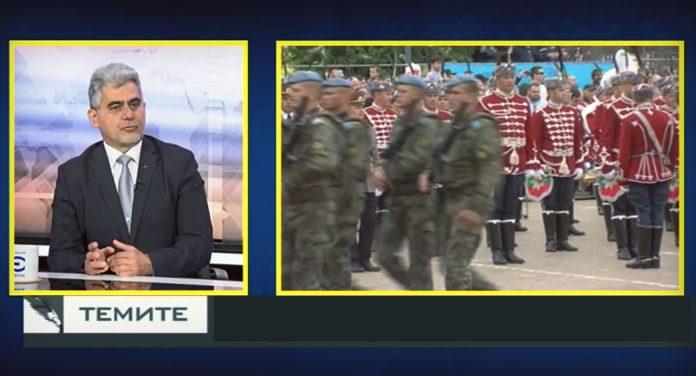 Отбраната на България е приоритет и задача на всяко правителство, смята Милен Михов