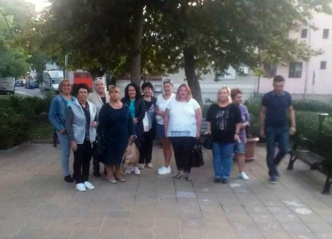 ВМРО - женска организация, Поморие