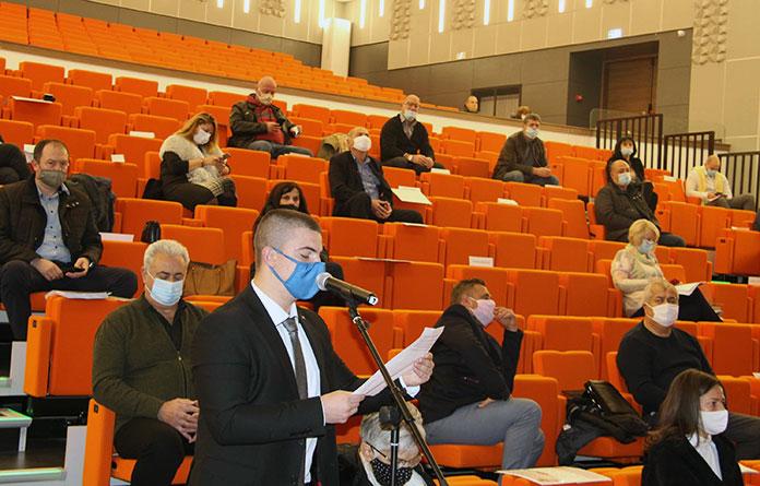 Никола Чакалов - общински съветник от ВМРО в ОбС - Стара Загора