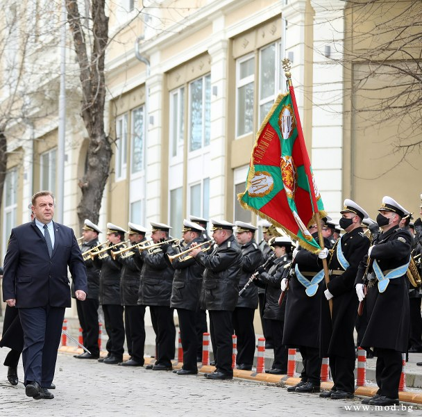 Красимир Каракачанов във Варна