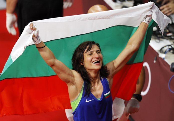 Олимпийската шампионка по бокс Стойка Кръстева
