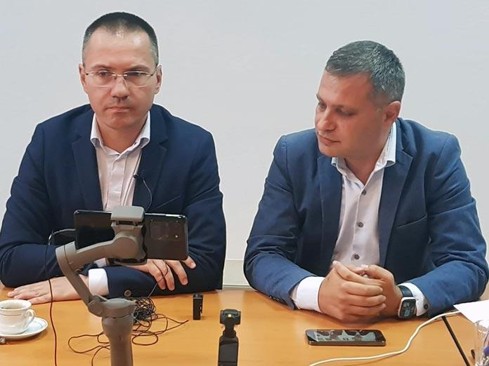 Ангел Джамбазки и Александър Сиди